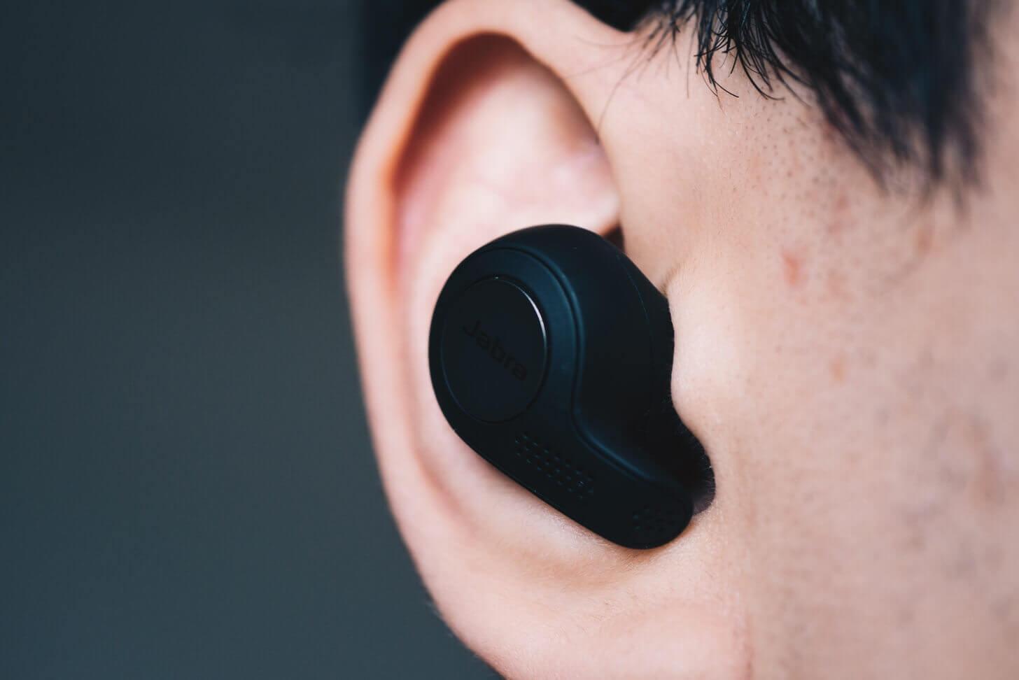 Jabra wireless earphone18