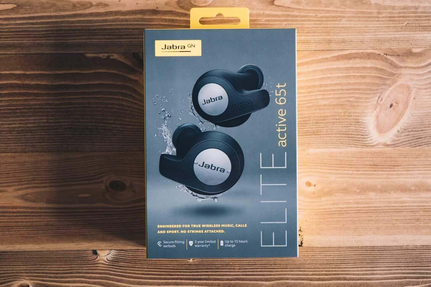 Jabra wireless earphone5